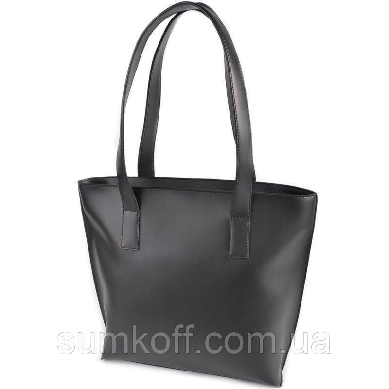 fb7496f84834 Большая сумка-шоппер М177-90 корзина с длинными ручками - Интернет магазин  сумок SUMKOFF