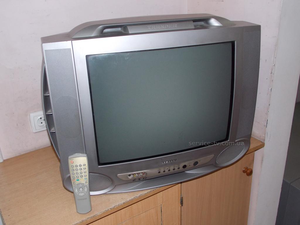 Отремонтированный телевизор Samsung CS-21S4WR