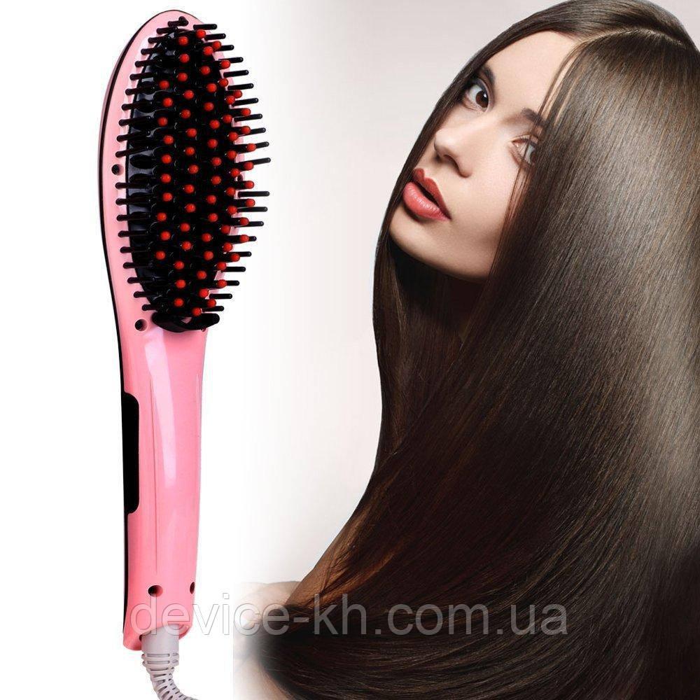 Инновационная Расческа-выпрямительfast hair straightenerMini