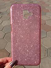 Чехол Samsung J6 Plus 2018 Pink Powder Dream