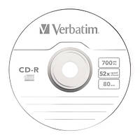 Диски VERBATIM CD-R 700Mb 52x 50 pcs ОРИГИНАЛ