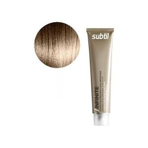 Ducastel Subtil Infinite - стойкая крем-краска для волос без аммиака 7-13 - блондин пепельно-золотистый 60 мл