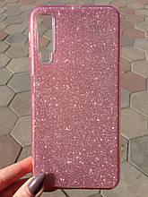 Чехол Samsung A7 2018 Pink Powder Dream