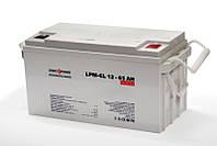 Аккумулятор  гелевый  LogicPower 12V 65Ah
