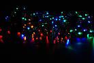 Светодиодная гирлянда нить, 200 светодиодов, IP20, фото 4