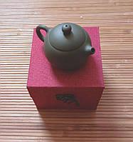 Маленький чайник Си Ши, зеленая глина Люй Ни, 85 мл