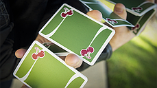 Карты игральные | Cherry Casino Fremonts (Sahara Green)  Playing Cards By Pure Imagination Projects, фото 3