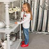 Вишиванка для дівчинки довгий рукав, фото 2