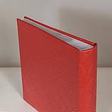 Фотоальбом 13*18/200 Rhombus Red ( на складе ), фото 2