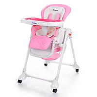 Детский стульчик для кормления EL Camino Dream M3551-8 Розовый (intM3551-8)