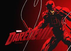 Картины Сорвиголова Daredevil