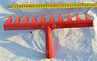 Грабли витые 10 зубьев порошок 2.5мм