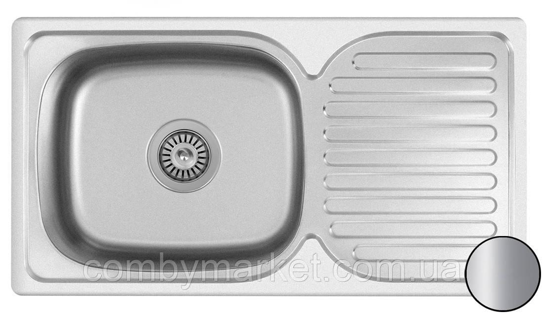 Кухонная мойка ANKA SATIN, 760 х 420 мм