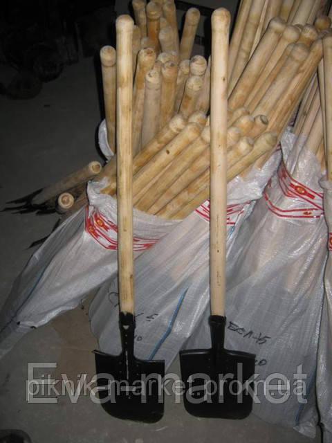 Лопата саперная большая с черенком - Eva-market в Запорожской области