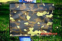 Мангал-чемодан с чехлом металл 2мм на 6 шампуров видео как раскладывать