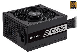 Блок питания Corsair CX Series CX750 80 PLUS Bronze 750 Вт (CP-9020123-EU)