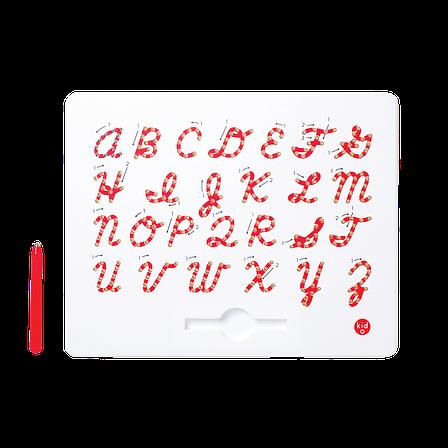 Магнітна дошка Kid O для вивчення англійських великих прописних букв від А до Z (10363), фото 2
