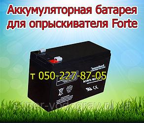 Аккумуляторная батарея для опрыскивателя Forte (Форте)