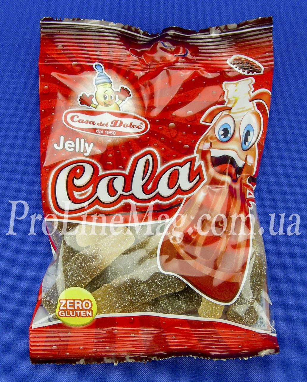 Жевательный мармелад Кола Casa del Dolce® Jelly Cola