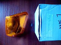 Поворот левый желтый форд фиеста 3