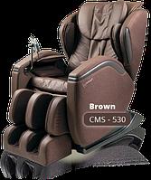 Массажное кресло Casada Hilton 3 (brown) коричневое