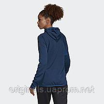 Женская толстовка Adidas Climacool DQ3346  , фото 2