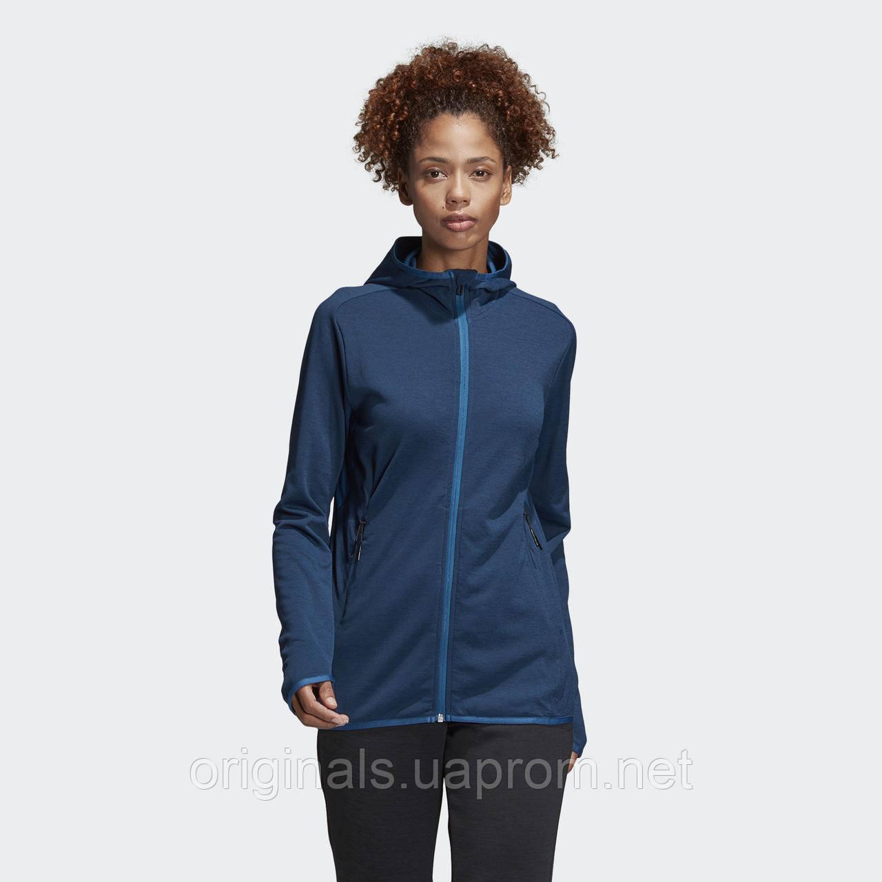 Женская толстовка Adidas Climacool DQ3346