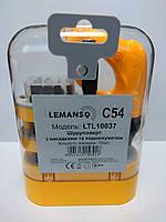 Набор головок и бит  с насадками и удлинителем Lemanso  LTL10037