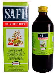 Сафи сироп (Safi)  - избавление от высыпаний на коже