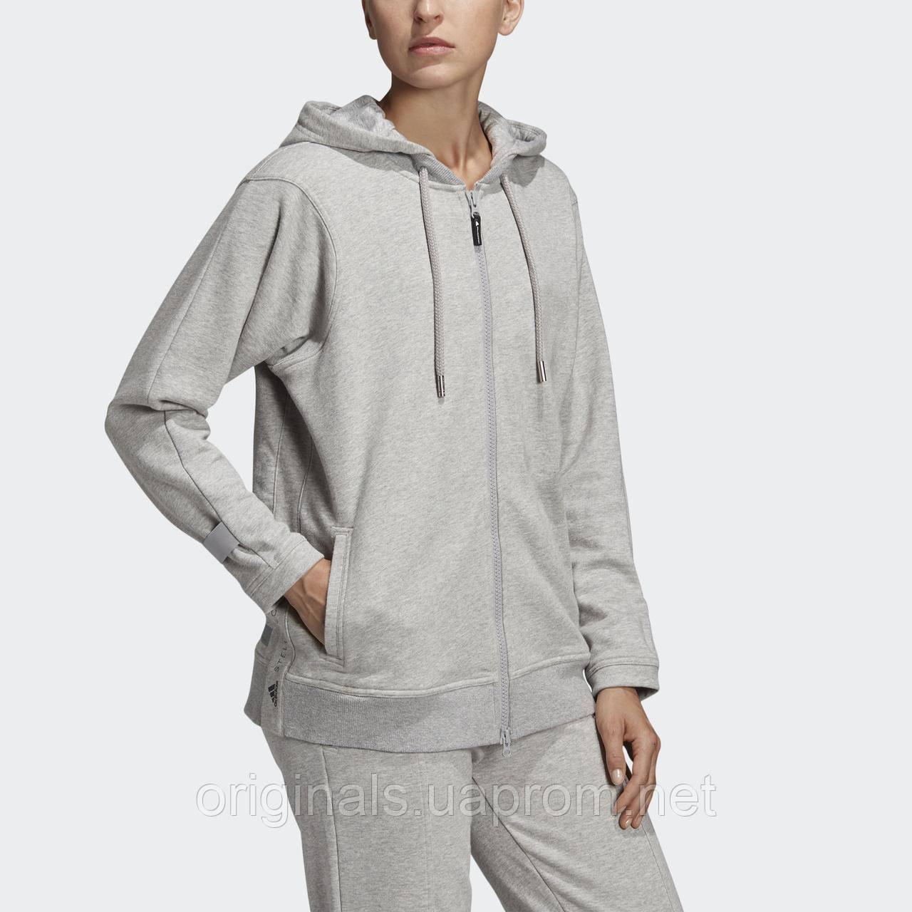 Женская толстовка adidas by Stella McCartney Essentials Hoodie DT9213
