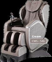 Массажное кресло Casada Hilton 3 (Platinum) бежевое
