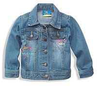 Джинсова куртка для дівчинки, Німеччина 92