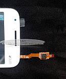 Сенсорный экран Samsung G313HN Galaxy Ace 4, G313HU Galaxy Ace 4 Duos, белый, фото 2