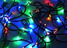 Светодиодная гирлянда нить без линзы, 100 светодиодов, IP20, фото 6