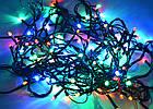 Светодиодная гирлянда нить без линзы, 100 светодиодов, IP20, фото 10