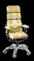 Кресло PYRAMID бежевый с прошивкой
