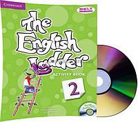 Английский язык / English Ladder / Activity Book+CD. Тетрадь к учебнику с диском, 2 / Cambridge