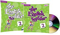 Английский язык / English Ladder / Pupil's+Activity Book+CD. Учебник+Тетрадь (комплект), 2 / Cambridge