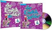 Английский язык / English Ladder / Pupil's+Activity Book+CD. Учебник+Тетрадь (комплект), 4 / Cambridge