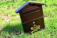 Почтовый ящик домик
