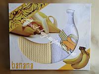 Комплект полотенец Gulcan Банан хлопок / кухня / 2шт.: 30x50 Tурция