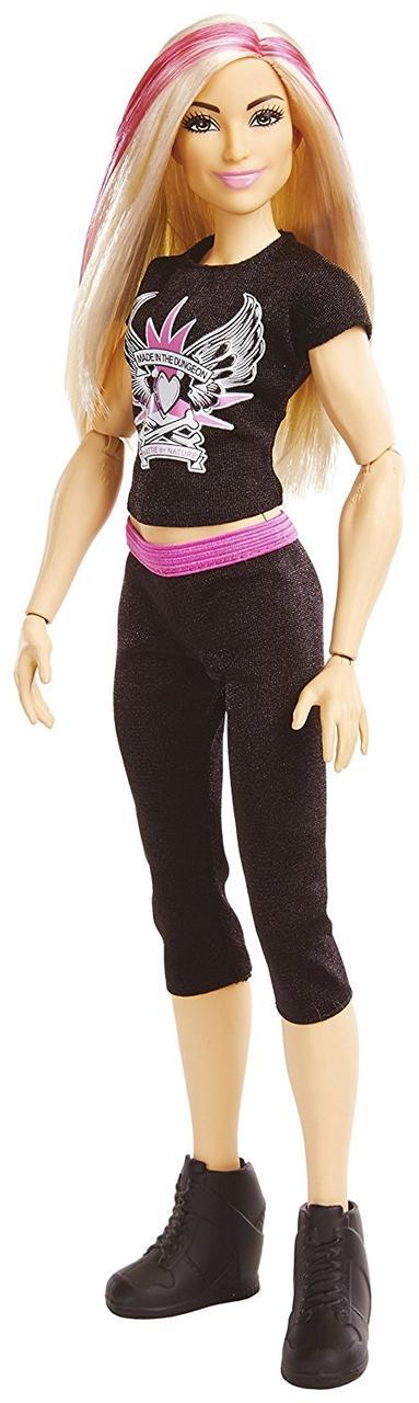 "Кукла Суперзвезда Наталья Долл, WWE Superstars Natalya Doll, 12"""