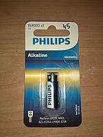 Батарейка для автосигнализаціи / ключів PHILIPS 8LR932 (розмір 29мм x 10 мм)