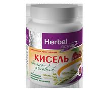 КИСЕЛЬ «HERBAL ACTIVE» ОВСЯНО-РИСОВЫЙ (300г) обогащенный витаминами и пребиотиками.
