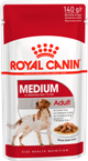 Вологий корм Royal Canin Medium Adult Роял Канін Медіум Едалт 140 гр