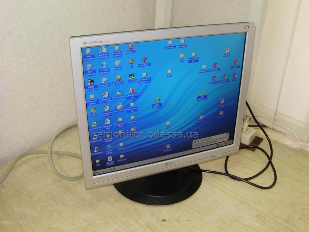 Ремонт компьютерных мониторов в Одессе
