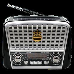Радіоприймач FM Радіо Golon RX-BT 456S