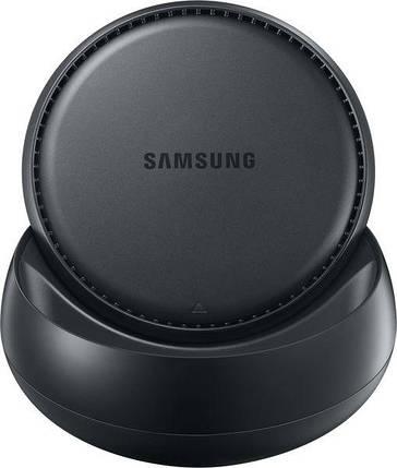 Беспроводное зарядное устройство Samsung DeX Station (EE-MG950BBRGRU), фото 2
