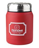 Термос для еды RONDELL RDS-941 Picnic Red 0.5 л
