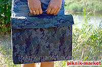 Мангал-чемодан Вакула с чехлом металл 2мм на 6 шампуров